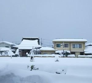 唯敬寺積雪②